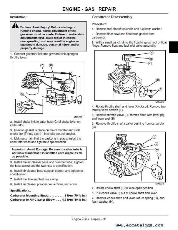 John Deere La130 Wiring Diagram