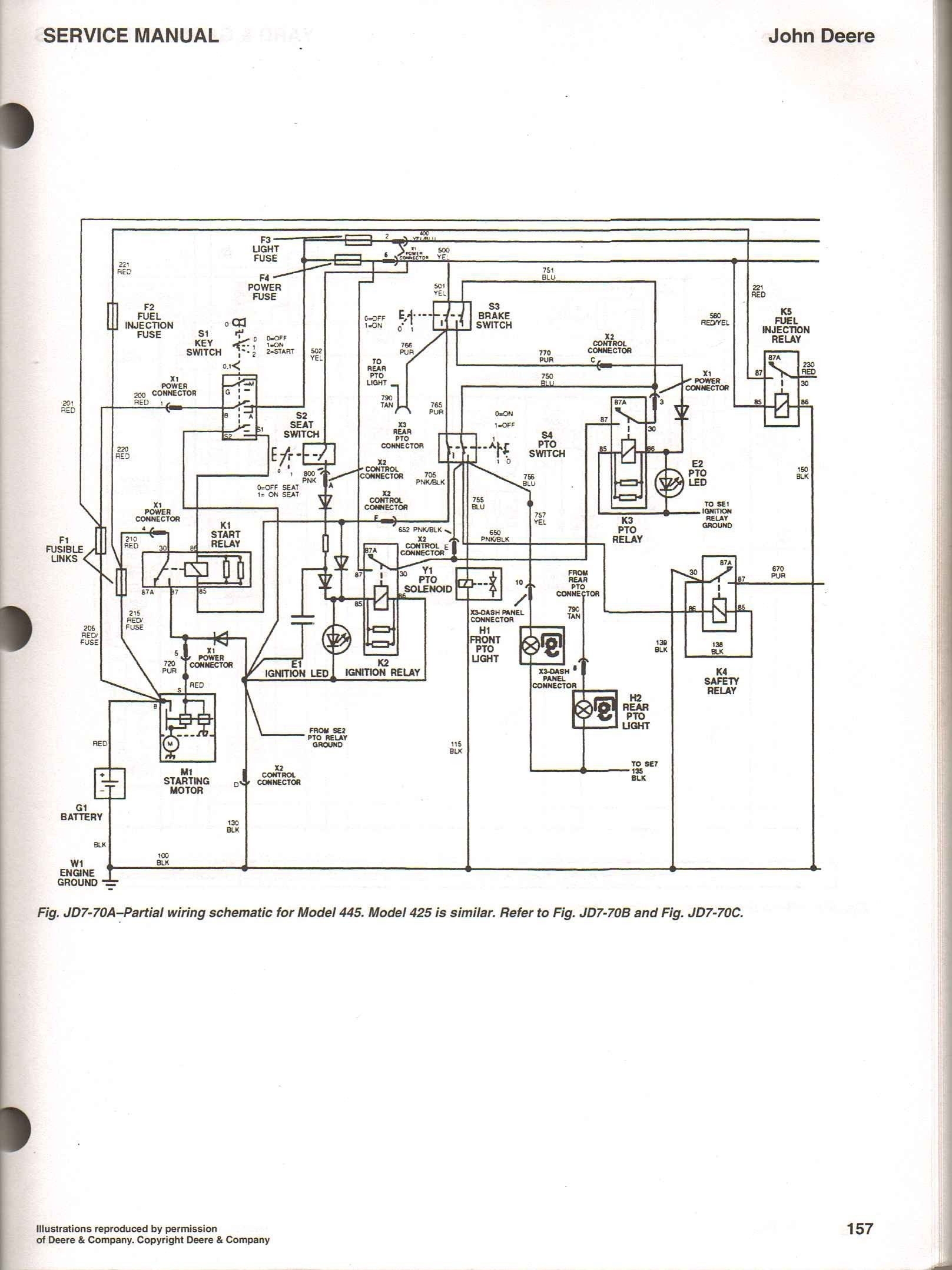 John Deere 4960 Wiring Diagram from schematron.org