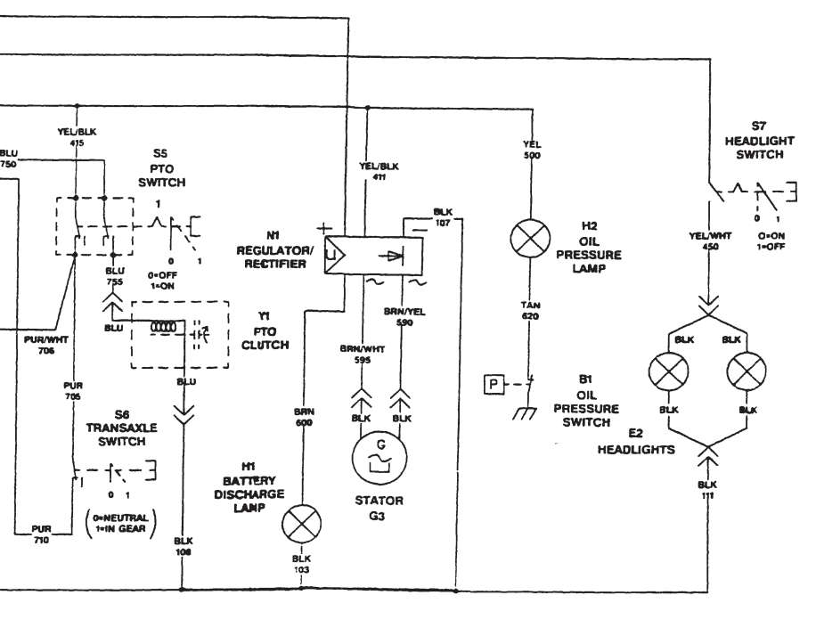 john deere lx176 pto switch wiring diagram. Black Bedroom Furniture Sets. Home Design Ideas