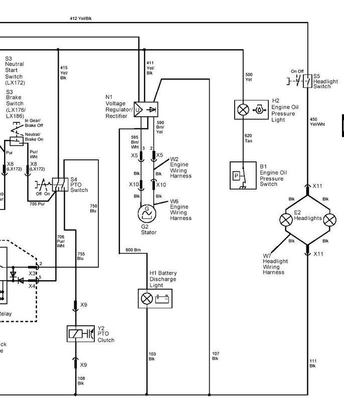 John Deere D140 Wiring Diagram from schematron.org