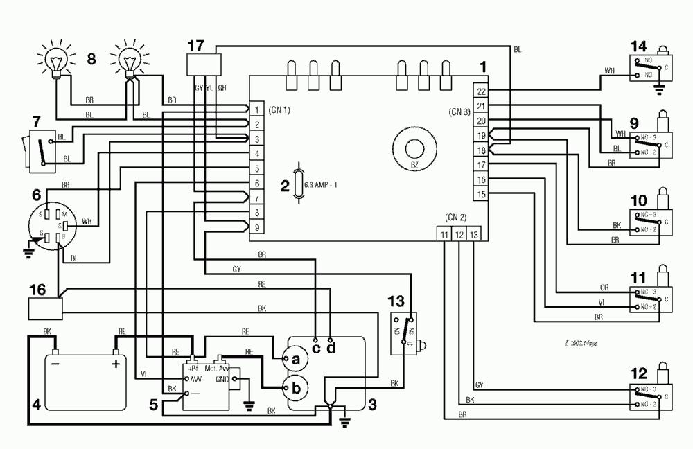 John Deere Sabre 15 5 Hp Wiring Diagram