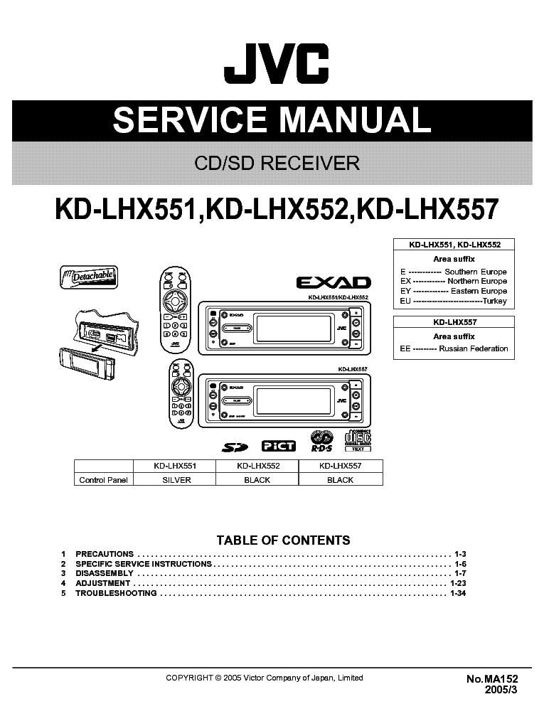 Jvc Kd G200 Wiring Diagram