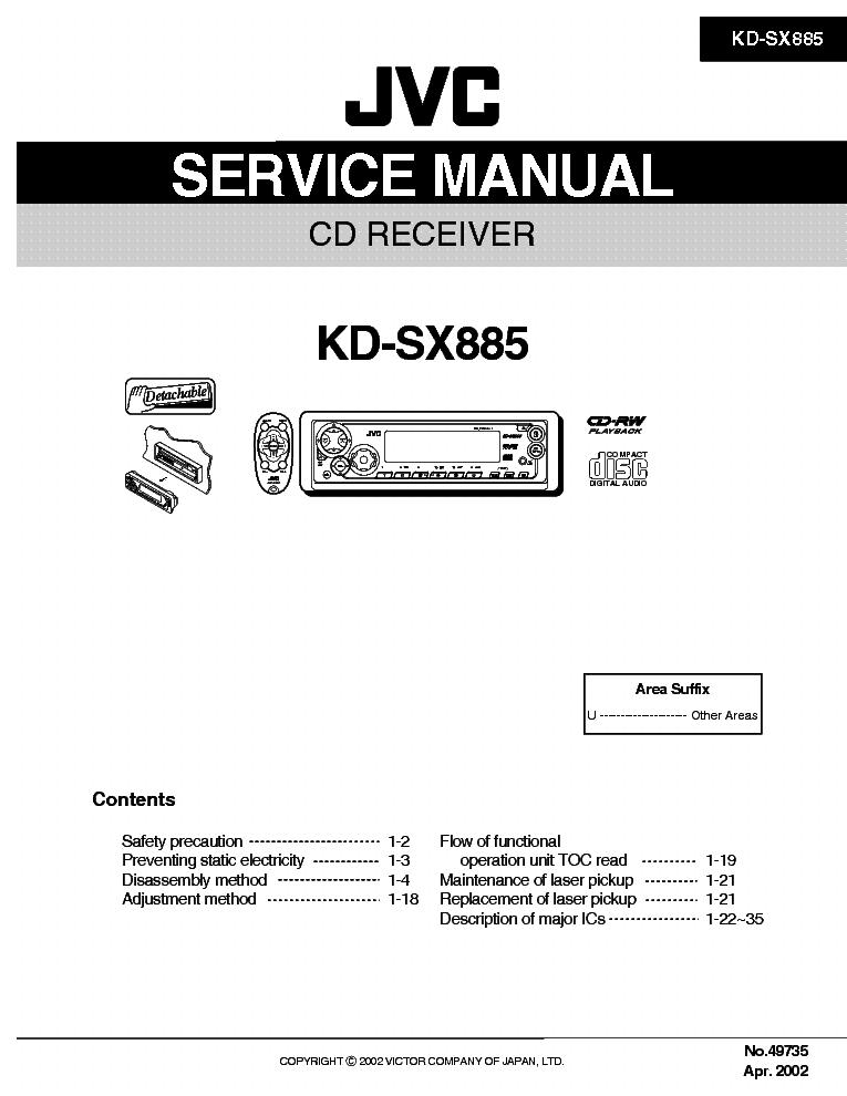 Jvc Kd S28 Wiring Diagram from schematron.org
