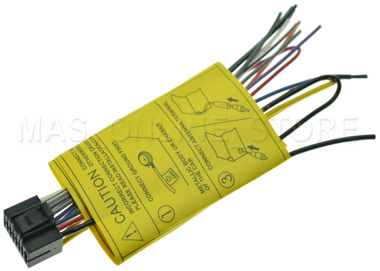 Jvc Kd Sr80bt Wiring Diagram