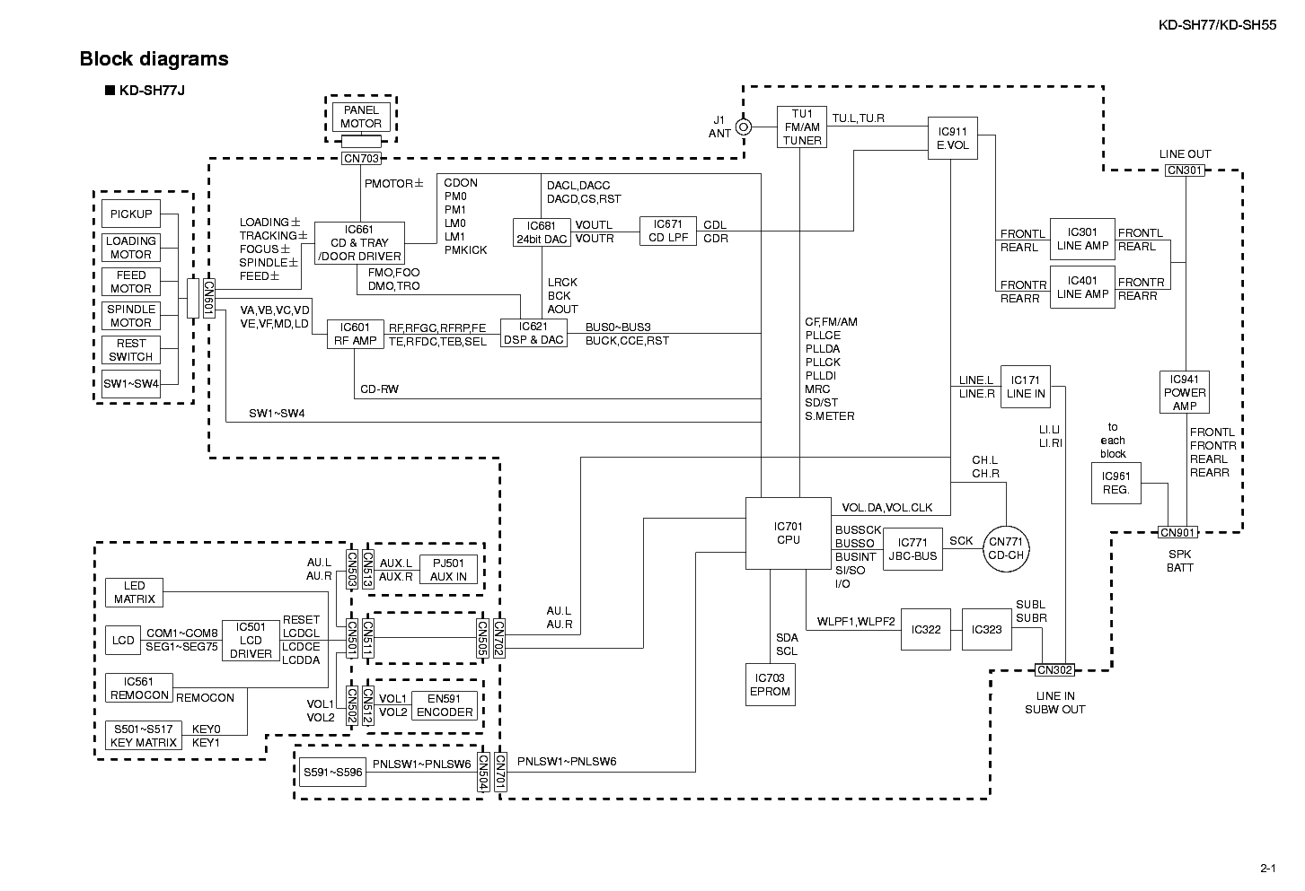 Jvc Kw R910bt Wiring Diagram