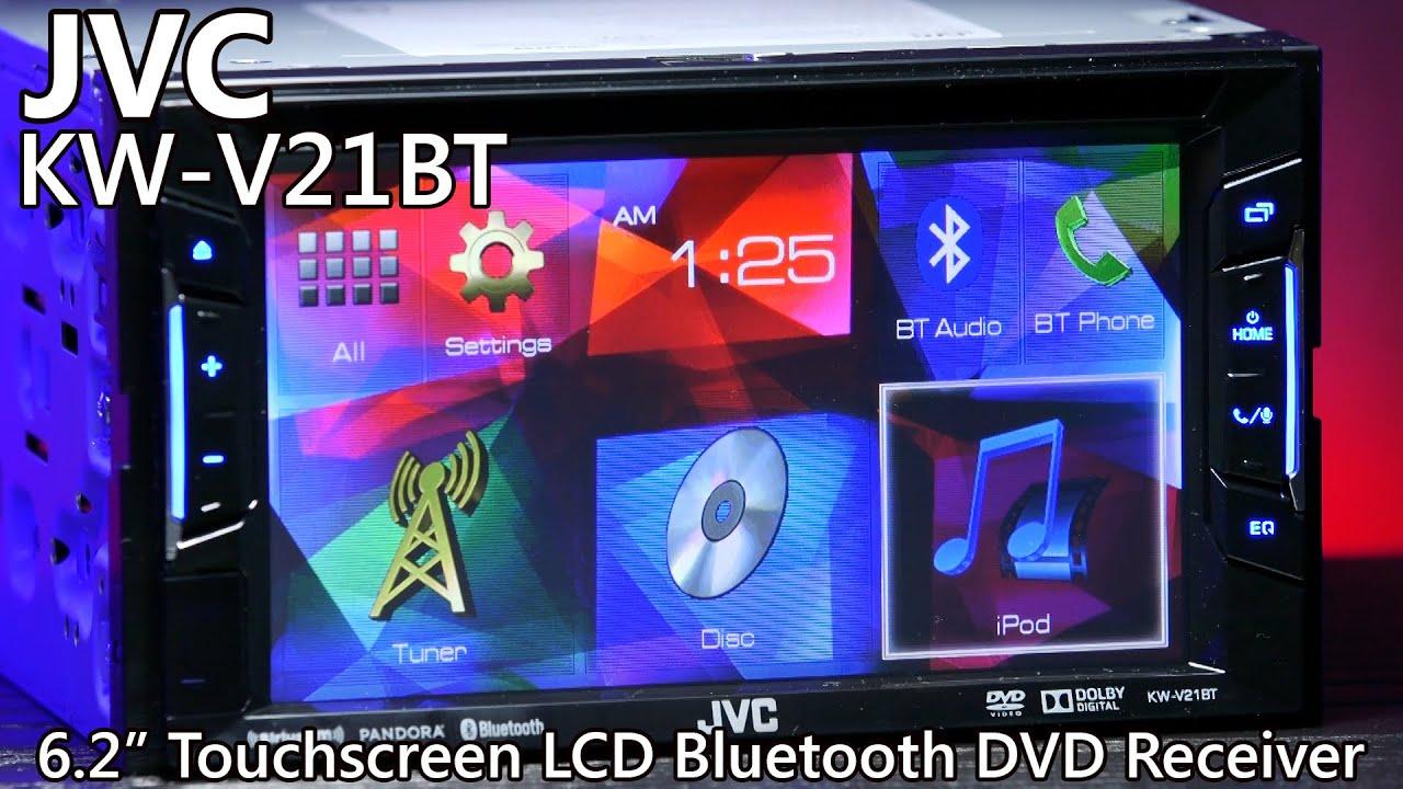 Jvc Kw V21bt Wiring Diagram Touch Screen