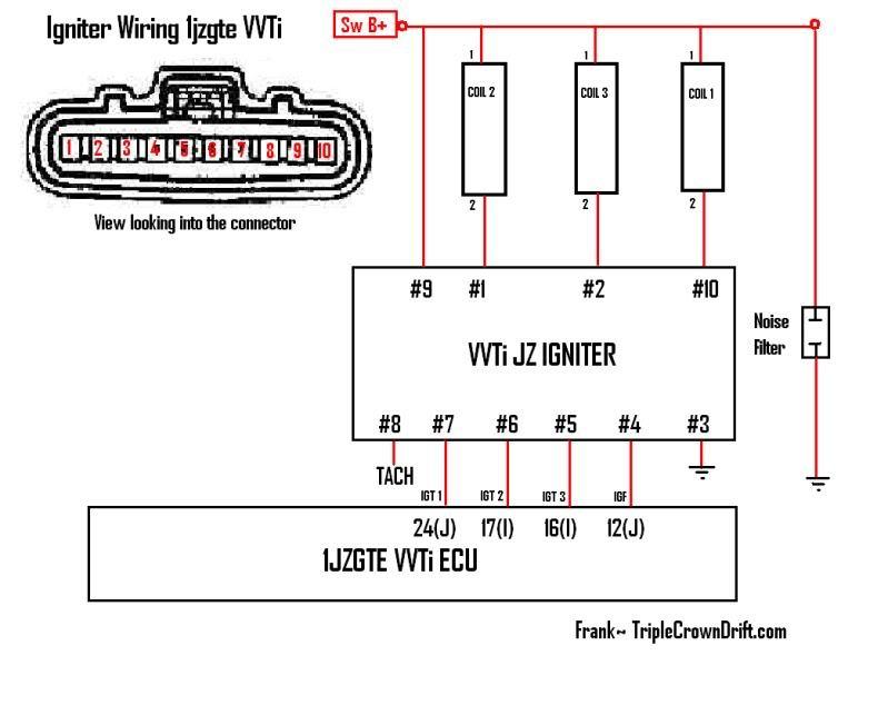 Jzx100 Wiring Diagram