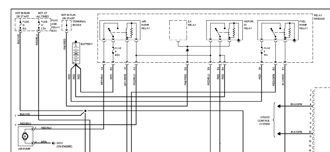 K40 Relay Wiring Diagram on