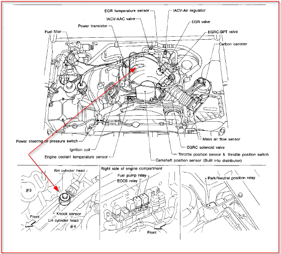 Ka24e Distributor Wiring Diagram - Wiring Diagrams Dock