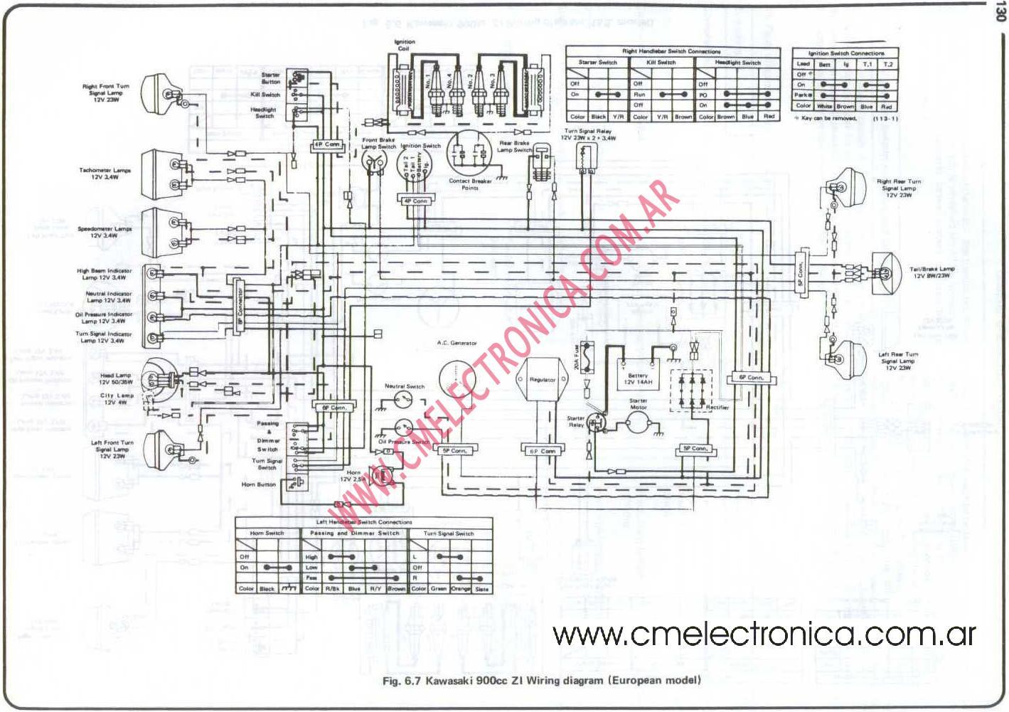 Kawasaki Mule Kaf400a Wiring Diagram