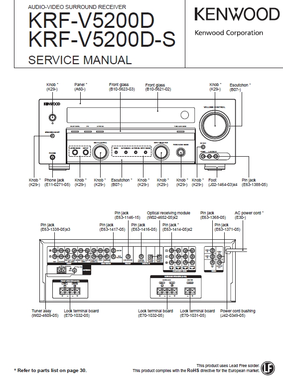 Kdc Mp208 Wiring Diagram