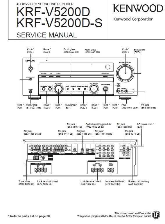 kenwood kdc mp208 wiring diagram  detailed engine diagram