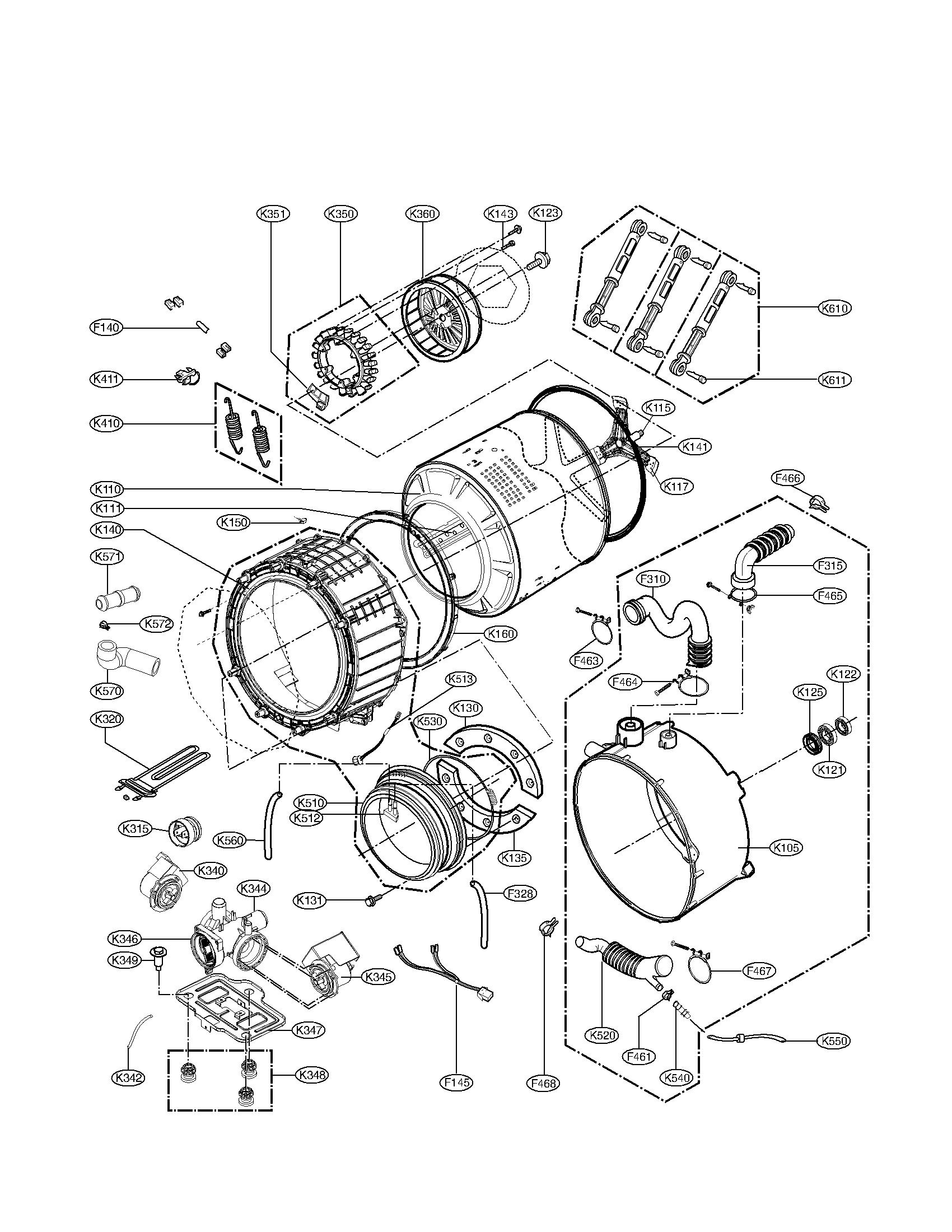 Kenmore Elite He3 Dryer Parts Diagram on electric dryer wiring diagram, kenmore stackable dryer wiring diagram, whirlpool duet dryer wiring diagram, kenmore elite oasis dryer wiring diagram,