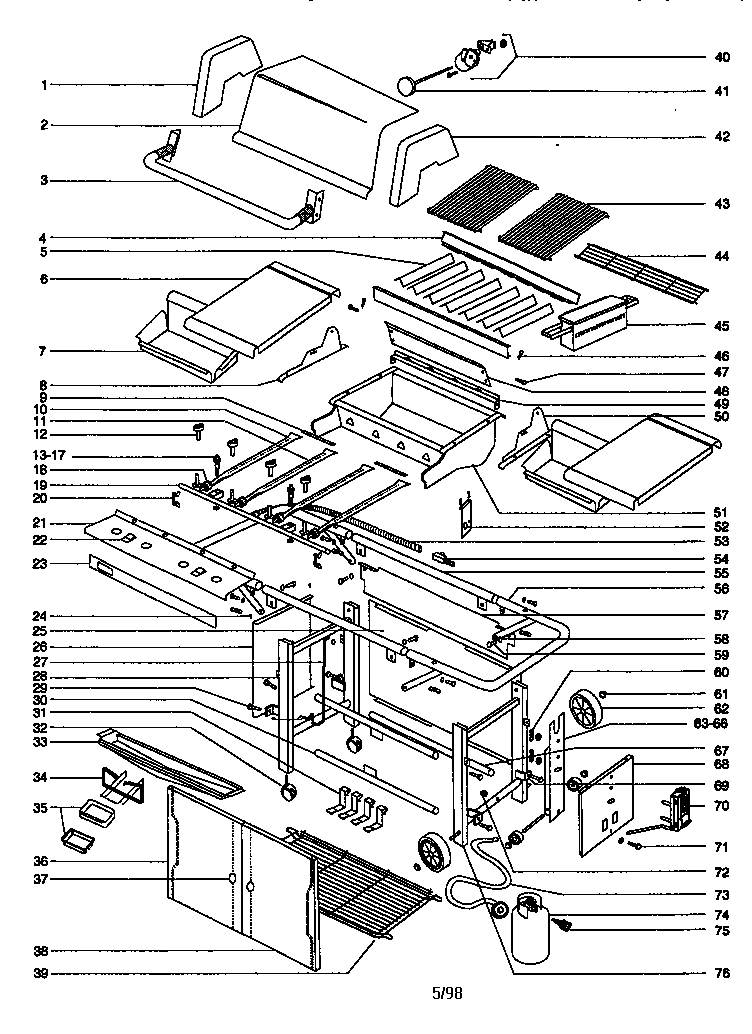 Kenmore 110 Washer Parts
