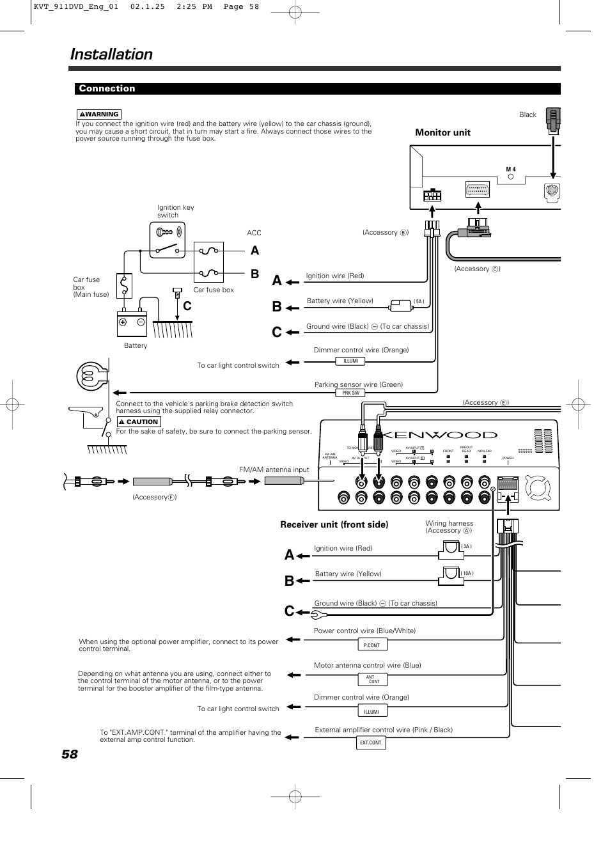 Wiring Diagram Kenwood Dnx570hd Wiring Diagram