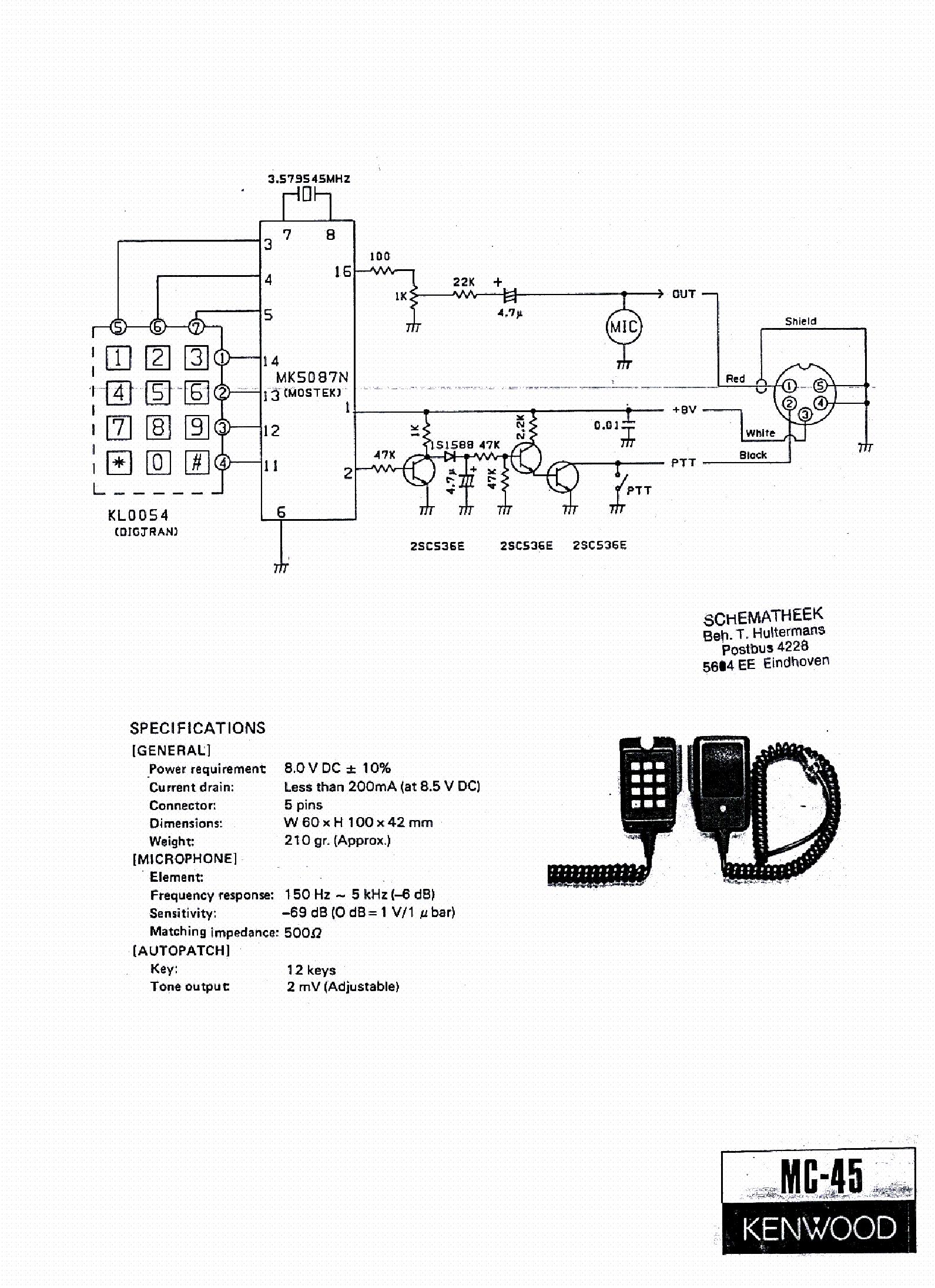 Kenwood Dnx891hd Wiring Diagram
