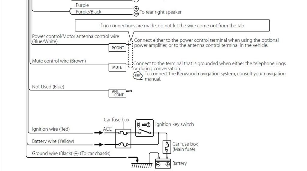 kenwood kdc-258u wiring diagram in color kenwood kdc x396 wiring diagram kenwood kdc x494 wiring diagram
