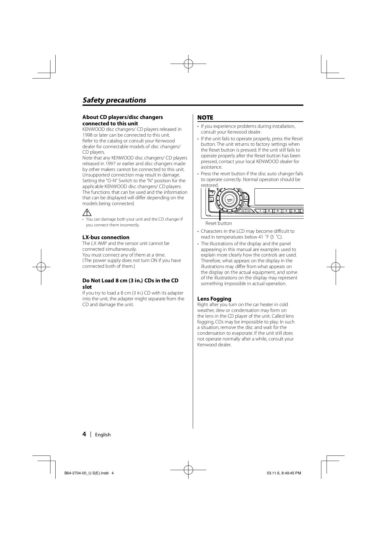 Kenwood Kdc Mp205 Wiring Diagram