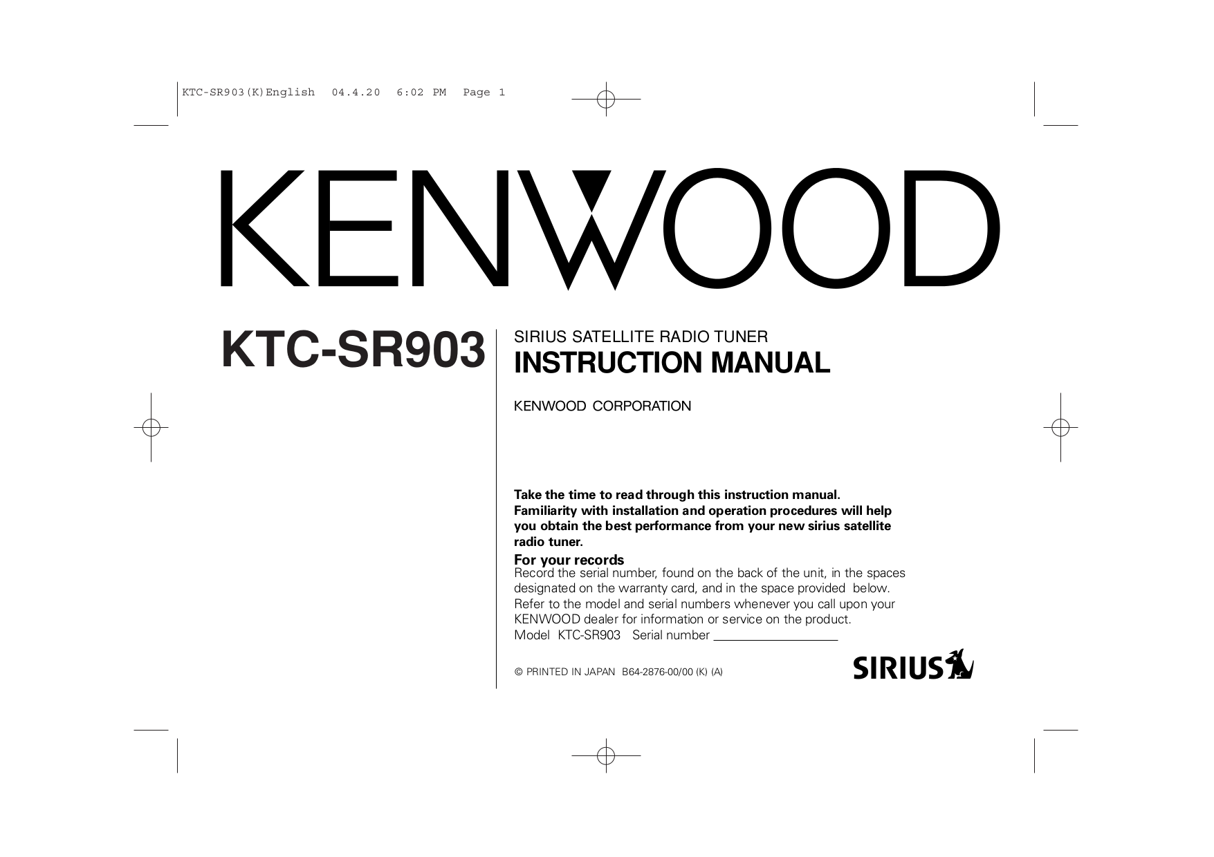 Kenwood Kdc Mp4028 Wiring Diagram