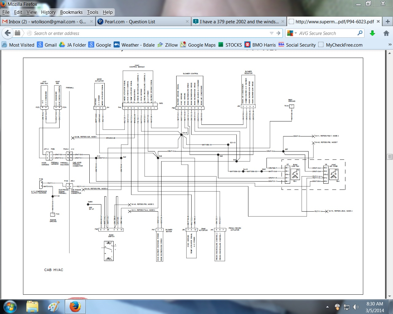Kenworth T800 Ac Wiring Schematic Diagrams Wiring Diagram Photos For