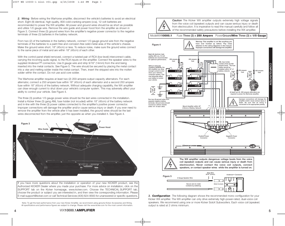 Kicker L7 Wiring Diagram 2 Ohm