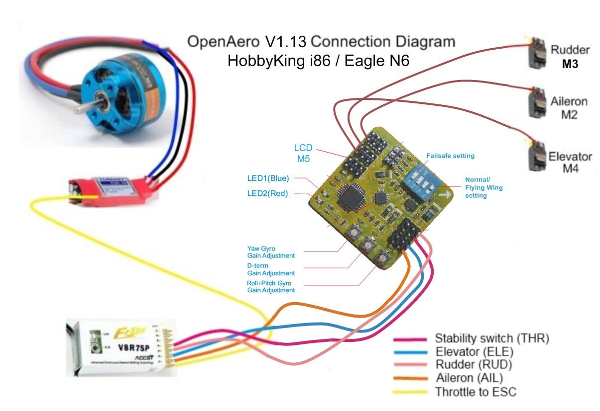 kk2 wiring diagram orangerx kk2 wiring diagram kk2 1hc wiring diagram
