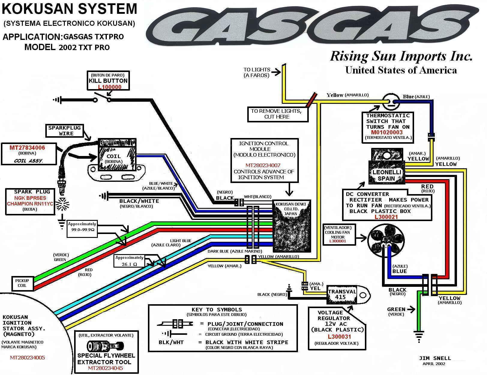 kokusan-denki-cdi-wiring-diagram-4 Yamaha Motorcycle Cdi Wiring Diagrams on yamaha banshee, chinese quad, yamaha scooter 6 pin, ac 6 wire,