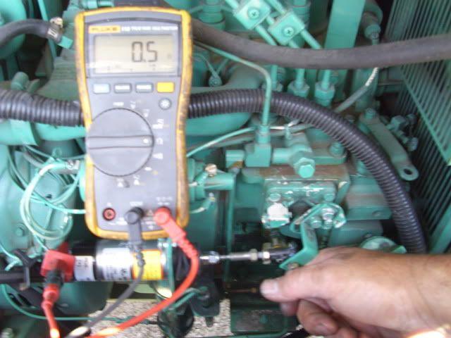 Kubota Fuel Shut Off Solenoid Wiring Diagram