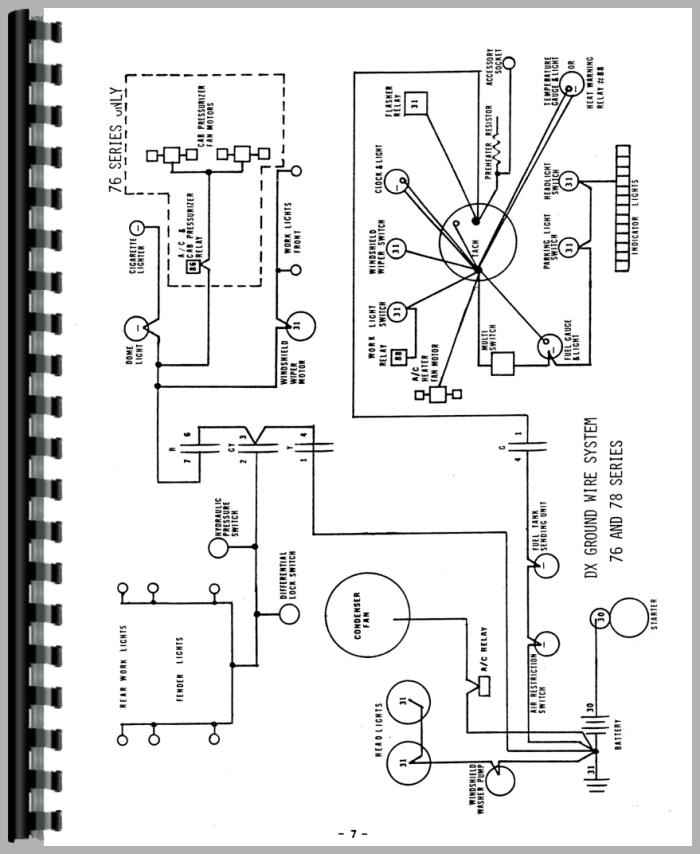 Kubota Wire Diagram Electrical Circuit Electrical Wiring Diagram