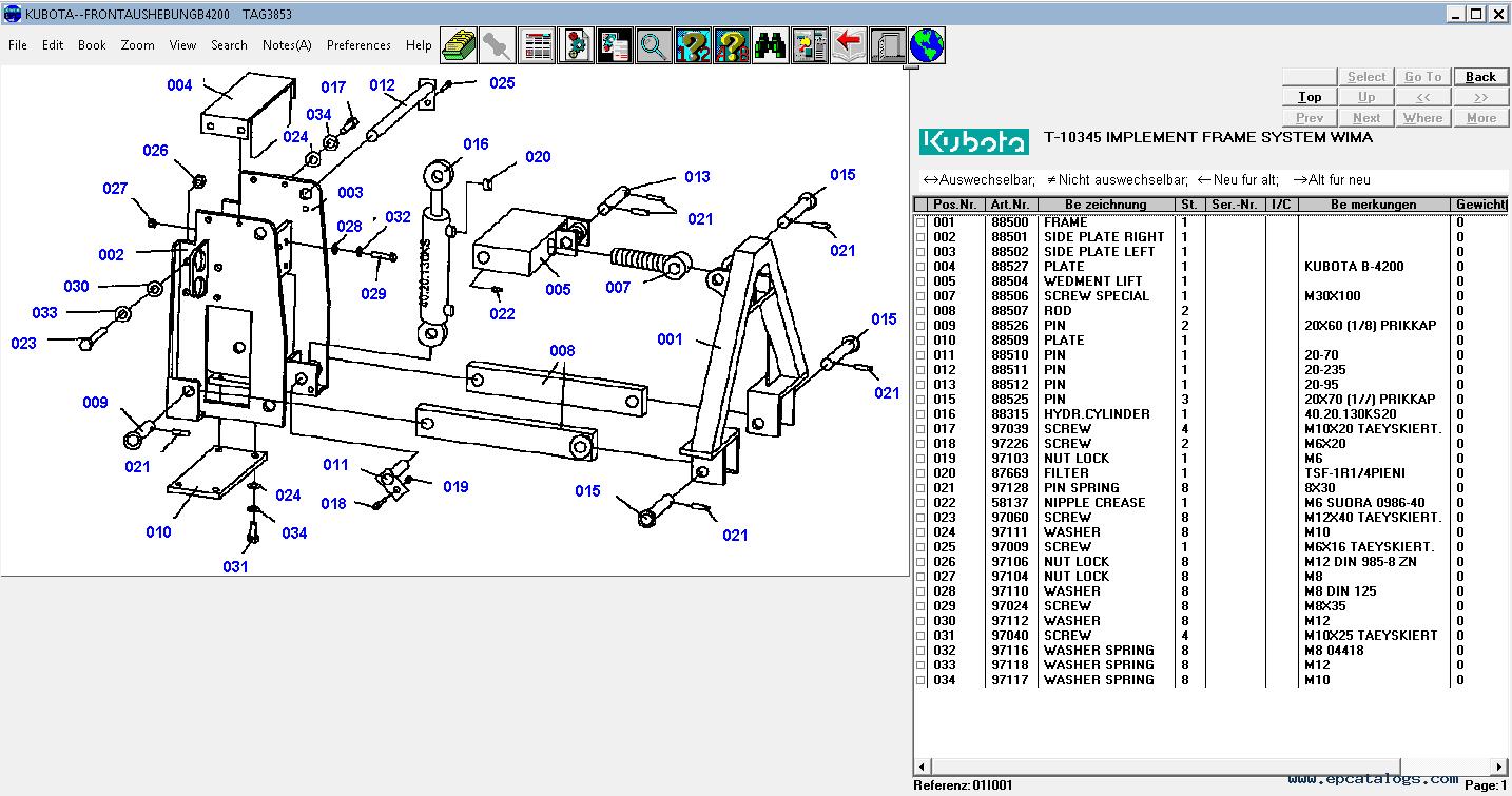 31 Kubota Zd21 Parts Diagram - Free Wiring Diagram Source