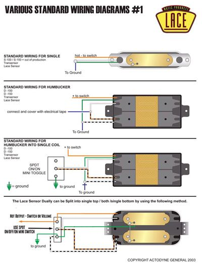 Lace Sensor Dually Wiring Diagram