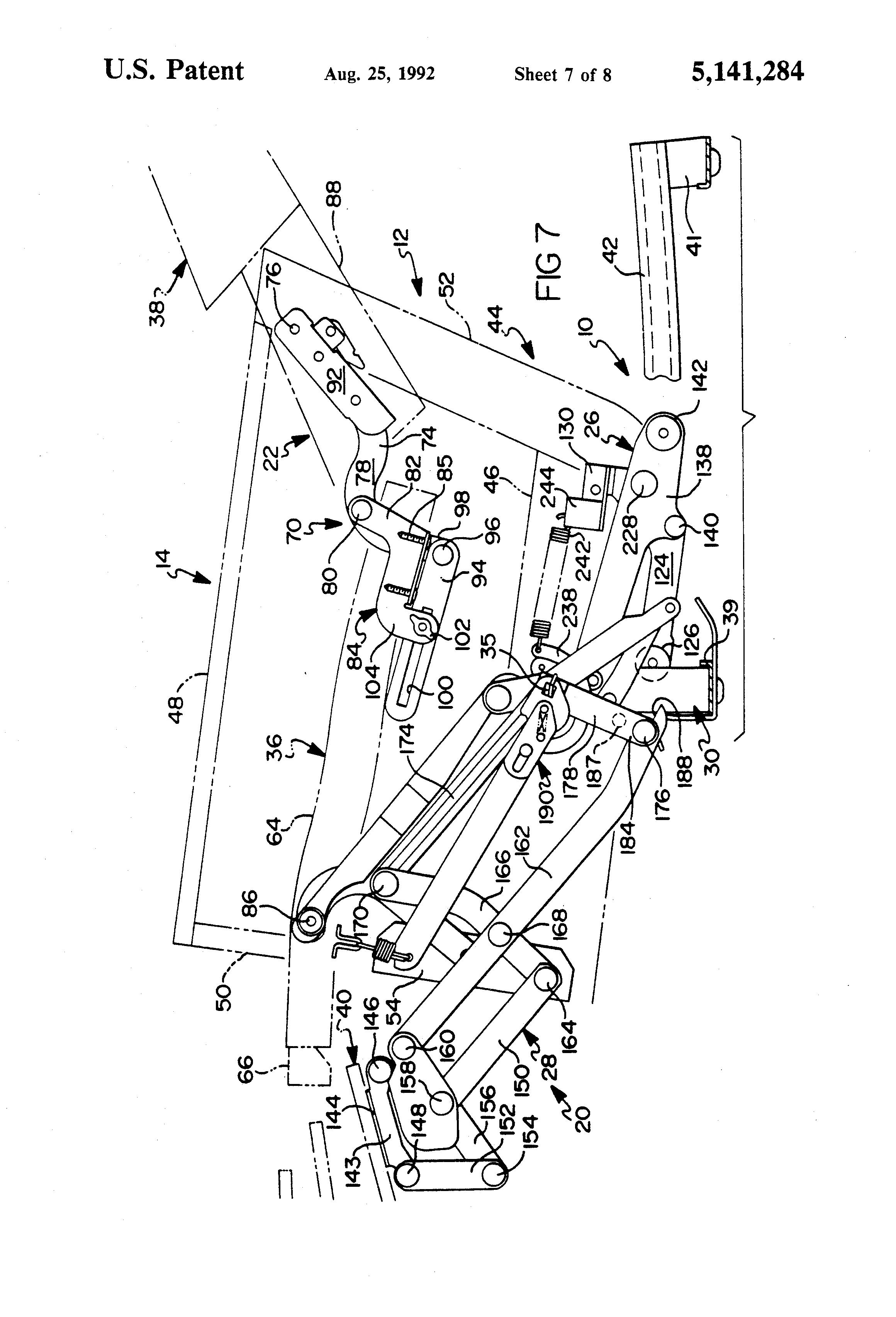 Electric Recliner Wiring Diagram from schematron.org