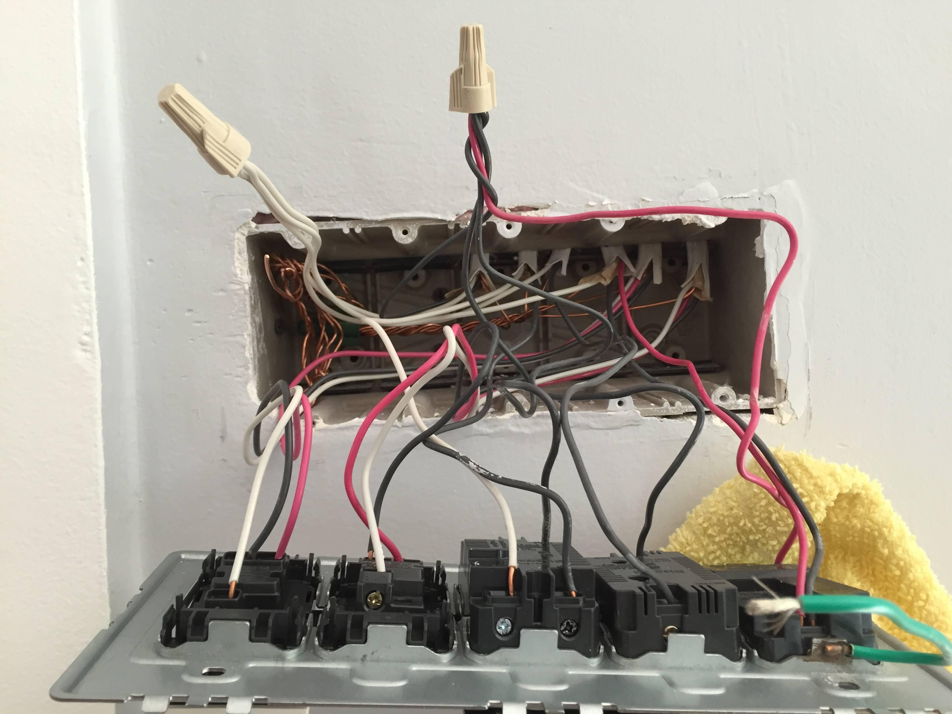 Legrand Dimmer Switch Wiring Diagram