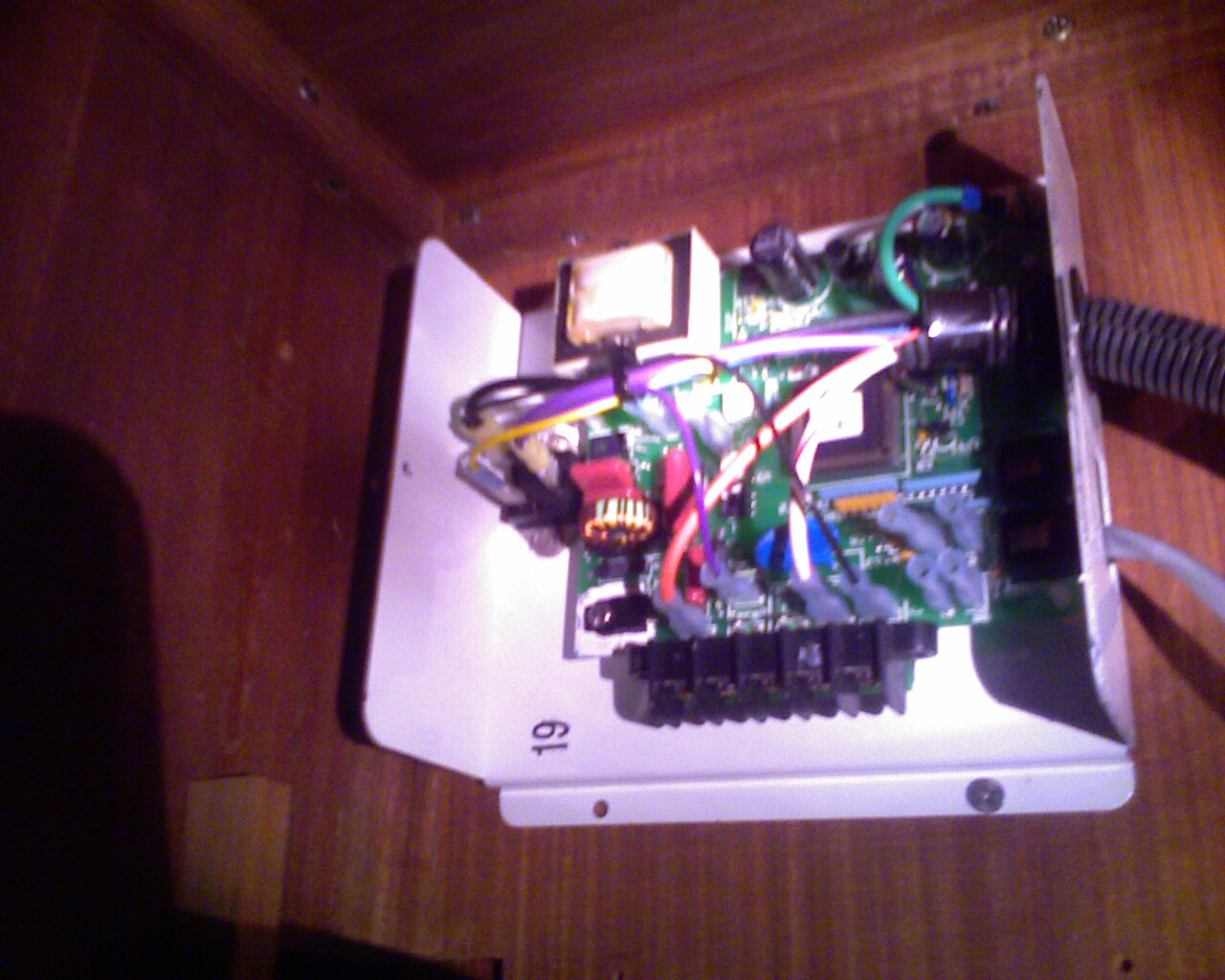 Lennar Pump Actuator Relay Wiring Diagram Mov