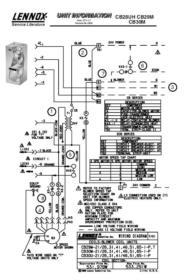 Lennox Pulse Furnace Gsr 21q3-50-1 Thermostat Wiring Diagram