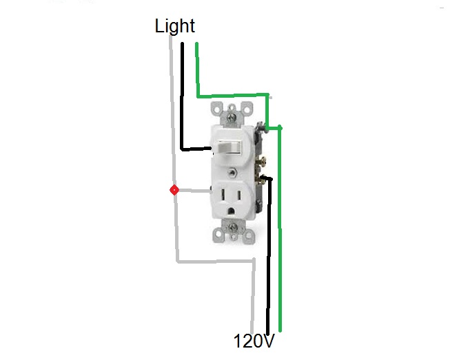 Leviton 5226 Wiring Diagram