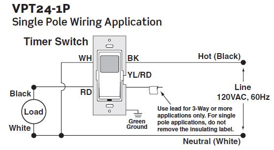 Leviton Combination Switch Wiring Diagram