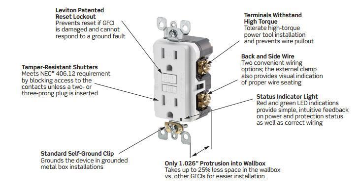 Leviton Gfnt1 Wiring Diagram
