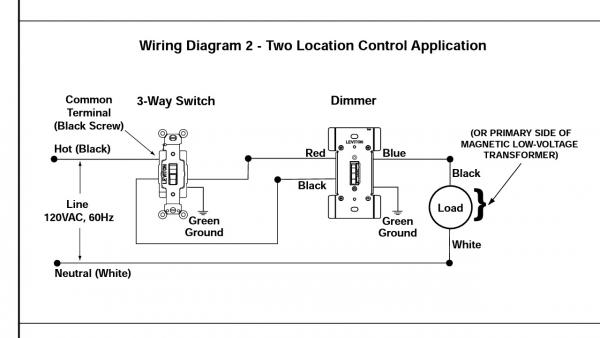 Leviton Switches Wiring Diagram from schematron.org