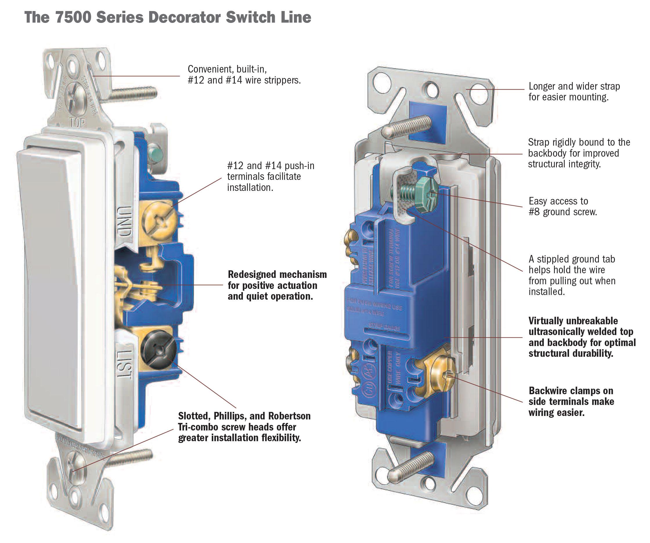 Leviton Item   3235314 Wiring Diagram