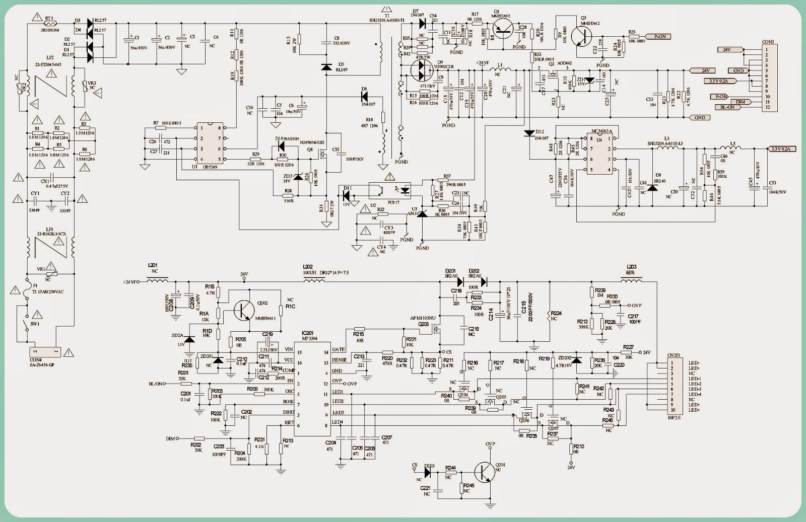 Lg Ls303hlv Wiring Diagram