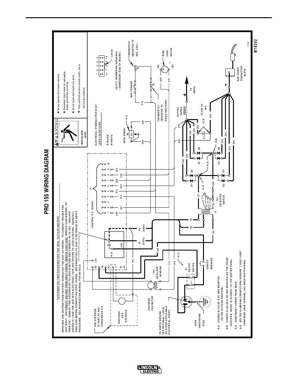 Lincoln Ac 225 S Wiring Diagram  Adding Dinse Style Quick Disconnects To Lincoln Ac 225  Lincoln