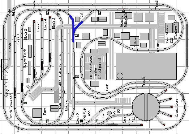 Lionel 1122 Switch Wiring Diagram
