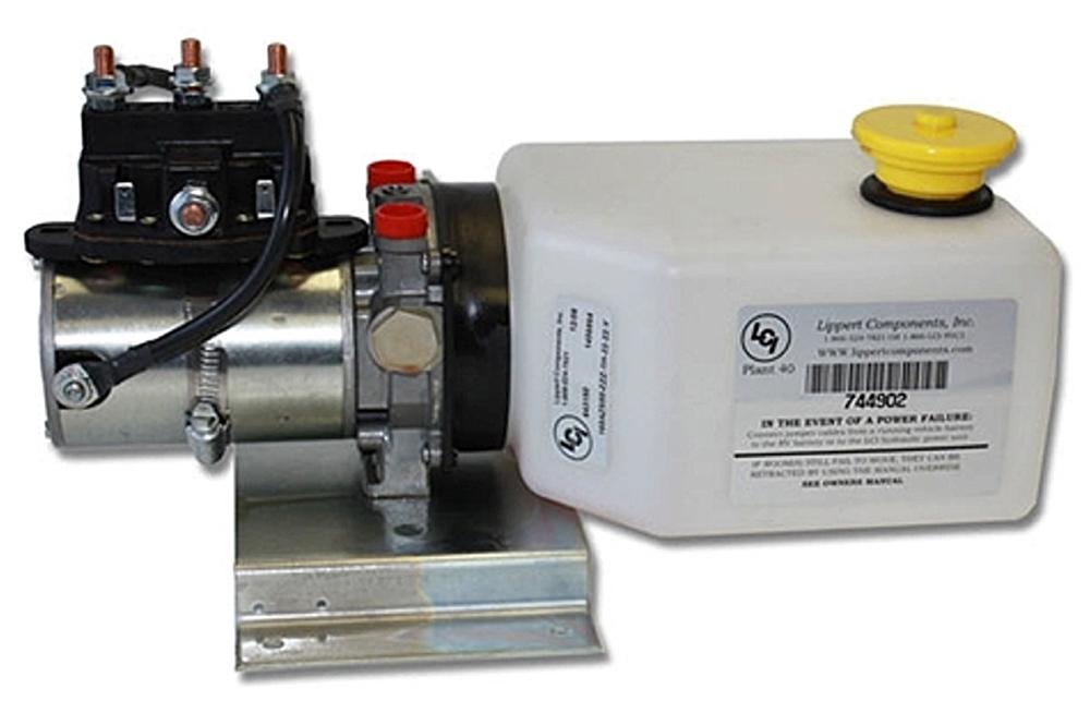 Lippert Hydraulic Pump Diagram