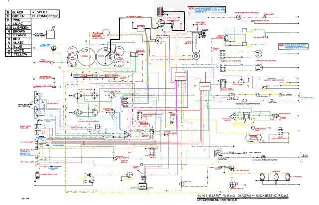 Lotus Elise Wiring Diagram