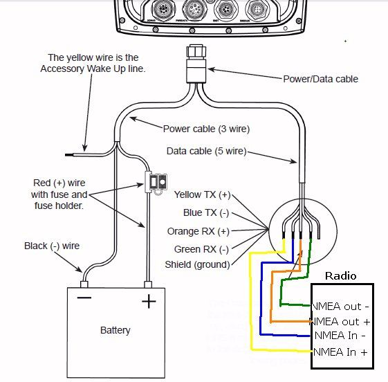 7 wire diagram