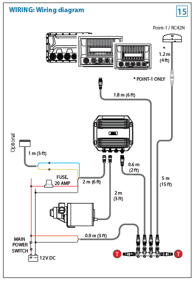 Lowrance Hds 5 Lake Insight Wiring Diagram