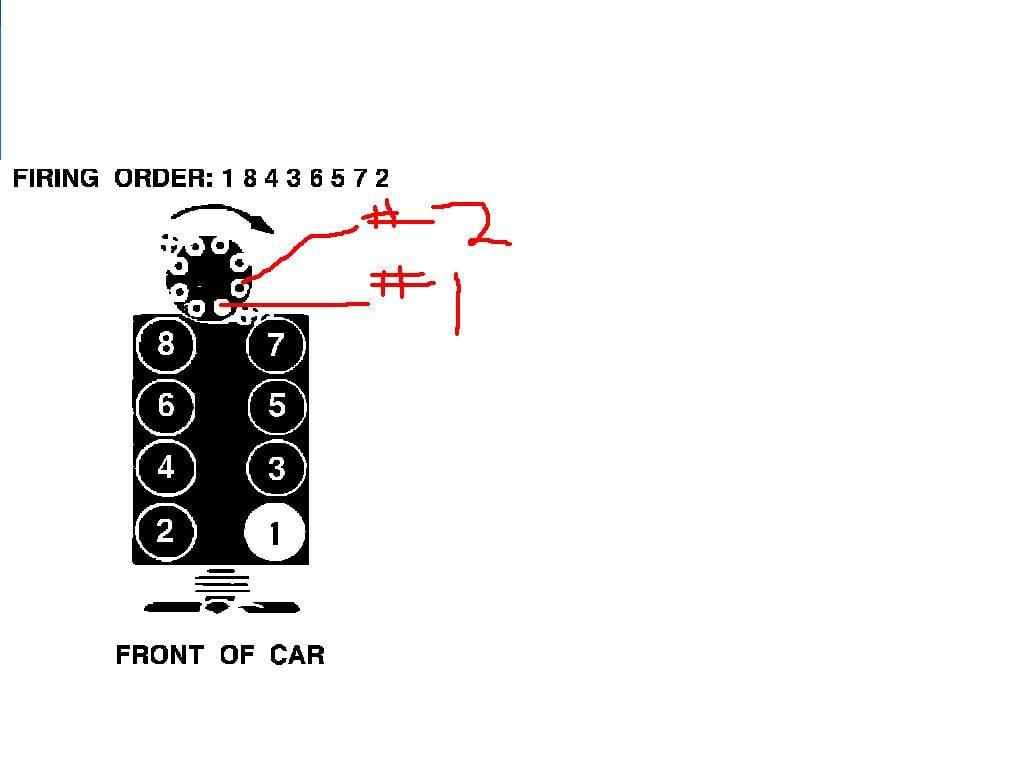 Lt1 Spark Plug Wire Diagram