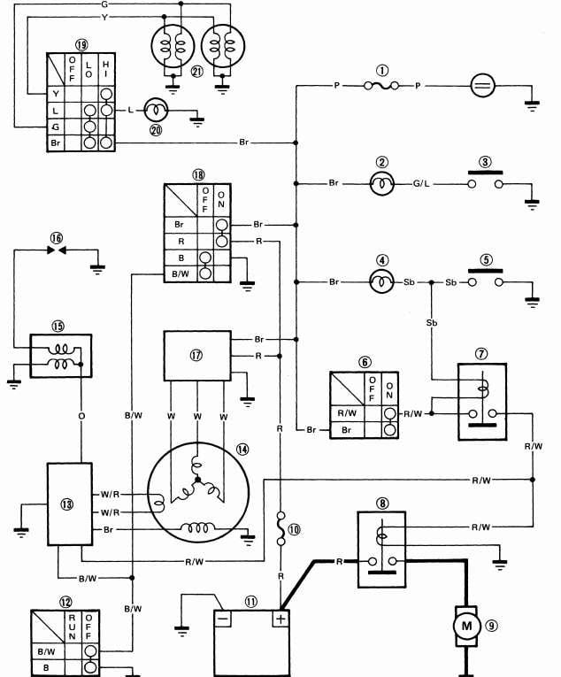Cub Cadet Lt1050 Schematic | Wiring Diagram