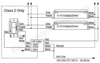Lutron 0 10v Dimmer Wiring Diagram